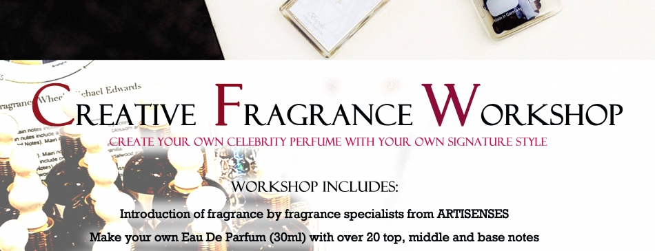 Creative Fragrance Workshop